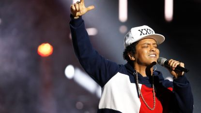 Bruno Mars speelt hoofdrol in nieuwe Disney-musical