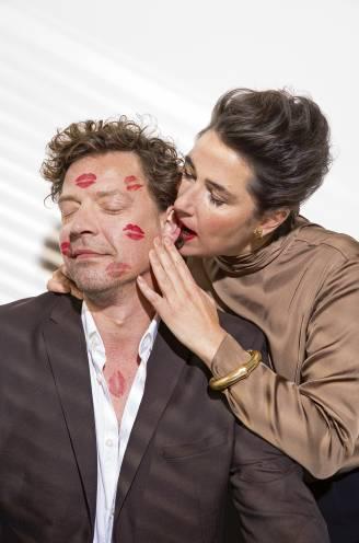 """Acteur Ben Segers (46) en regisseur Lenny Van Wesemael (39) zijn verliefd op en naast de werkvloer: """"Het blijft raar als we per ongeluk 'baby' tegen elkaar zeggen op de set"""""""