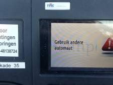 Einde nabij voor betalen met muntgeld bij parkeerautomaten in Kampen