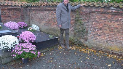 Restauratie kerkhofmuur gestart