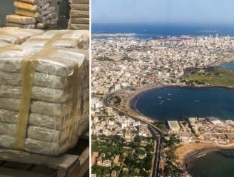 Belgische zakenman opgepakt in Dakar na vondst 675 kilo cocaïne
