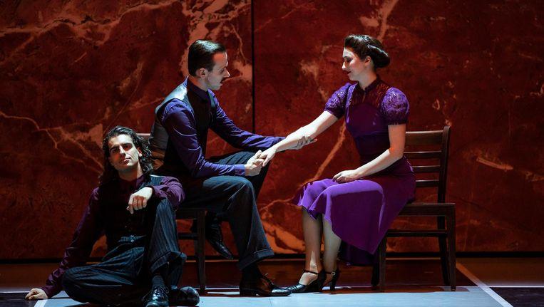 Musical Evita Beeld ANP
