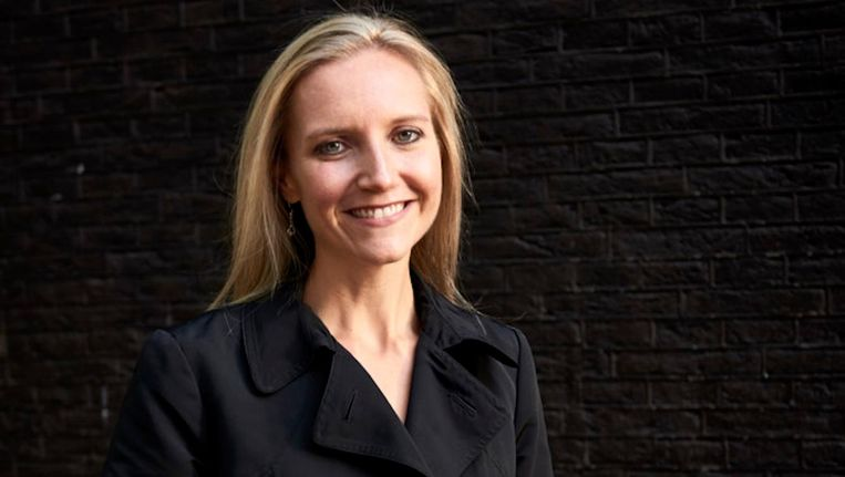 Jessica Piotrowski, initiatiefnemer van de groep United Expats of The Netherlands Beeld JVork