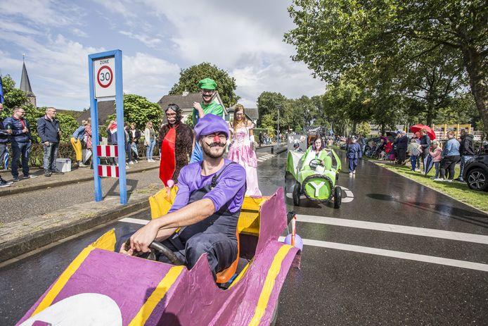 De SeptemberfeestQuiz gaat voor een groot deel over het traditionele feest dat dit jaar vanwege corona niet doorgaat. Vast onderdeel van het spektakel is een bonte optocht van grote en kleine praalwagens.