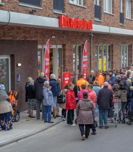 Alblasserdam proeftuin voor nieuwe winkels supermarkt Dirk