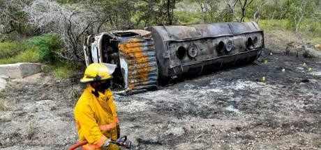 Zeven doden, tientallen gewonden bij explosie tankwagen Colombia