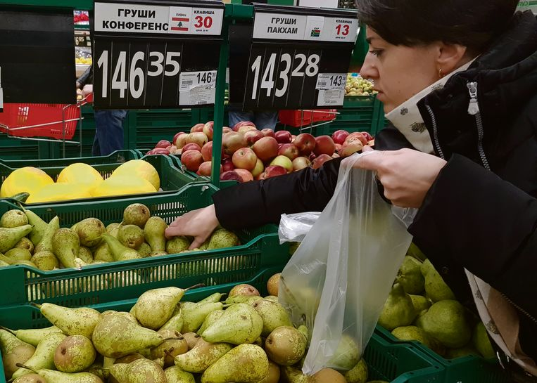Pears in Russia.  Beeld RV