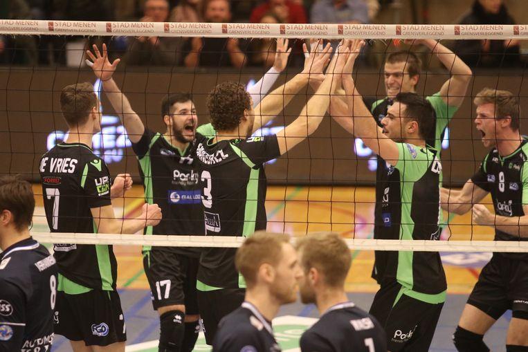 Volleyclub Par-ky Menen is gered