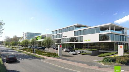 Nieuw bedrijvencomplex aan E19 klaar tegen eind 2019