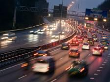 Nachtenlang verkeershinder bij Gouda