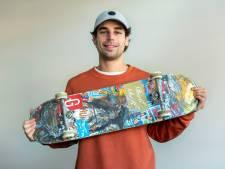 Professional Douwe Macaré gaat graag met skateboardende pubers op stap: 'We hebben veel lol'