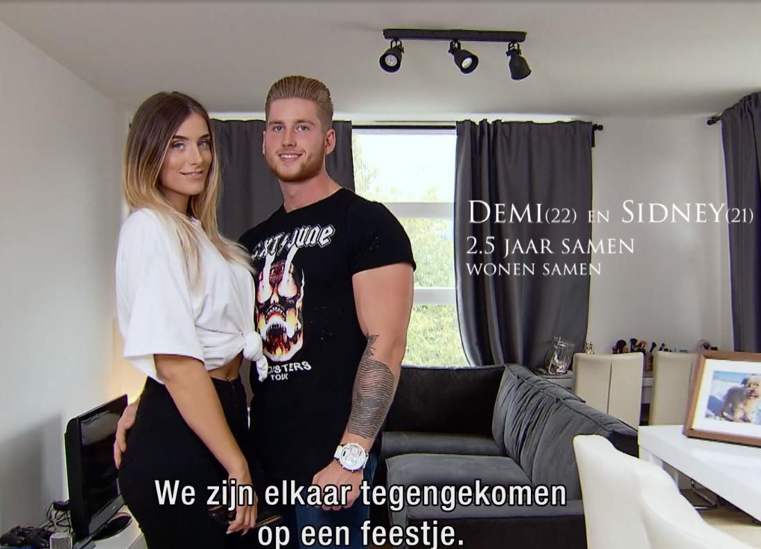 Demi en Sidney