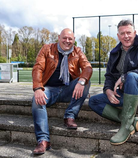 Clubiconen Ad van der Avert en Gaby Niemantsverdriet: 'Hele dijk stond vol bij derby'