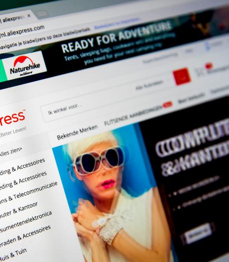 'Chinese webgigant AliExpress in strijd met Europese regels'