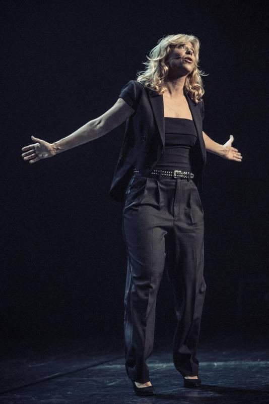 Claudia de Breij's voorstelling Teerling was zaterdag winnaar op primetime.
