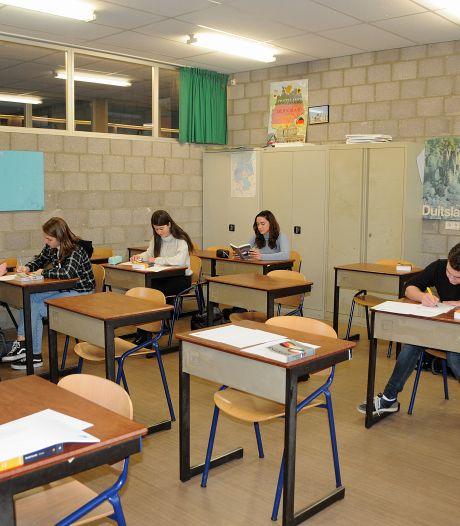 Alle leerlingen Pieter Zeeman blijven thuis: 'We willen Britse coronavariant buiten de deur houden'