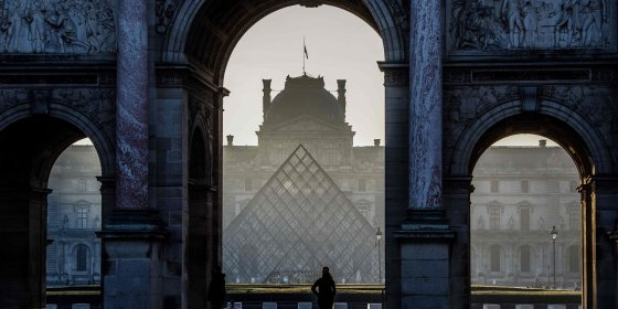 Louvre dicht: personeel staakt tegen de drukte