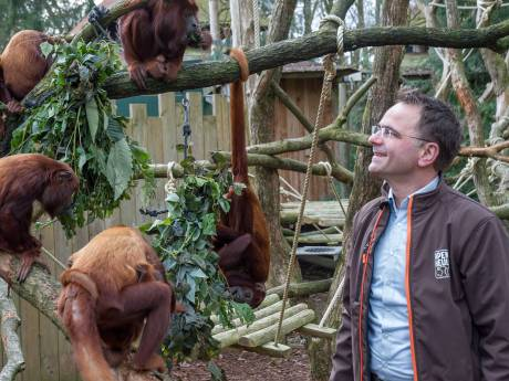 Apenheul-directeur Roel Welsing in raad van toezicht Gelders toerismebureau