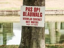 Negatief zwemadvies voor Put de Omloop in Woudrichem