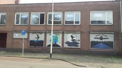 Extra controles en mogelijk camera bij hostel Nightflight in Breda