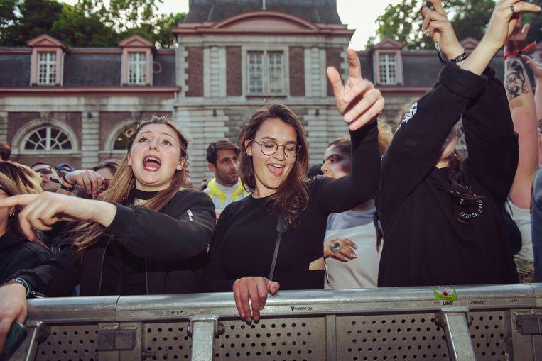 Fire is Gold vindt zaterdag voor het eerst plaats in Antwerpen. Het festival werd in het verleden al in Vilvoorde gehouden (zie beeld).