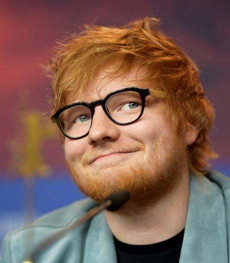 Ed Sheeran kon geen maat houden: 'Geen glas wijn, maar twee flessen'