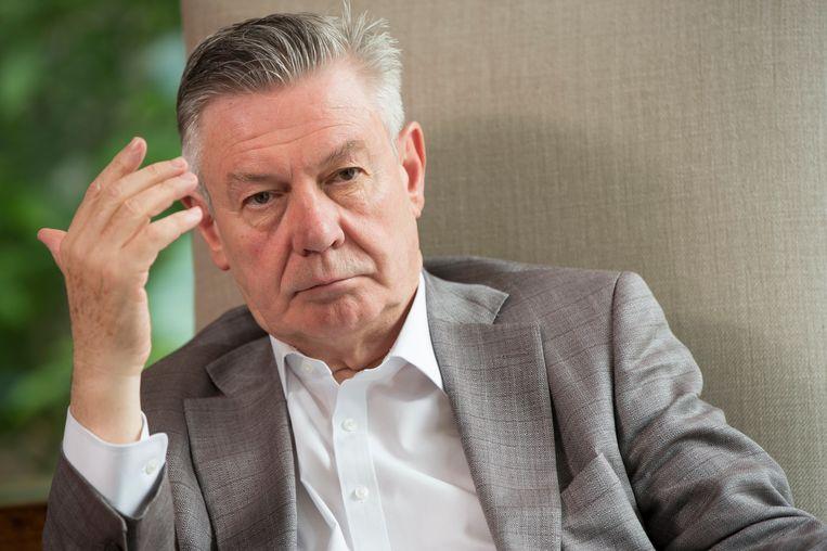 Toppoliticus Karel De Gucht stuurde Andy De Cock vrijdagochtend een mailtje met felicitaties.