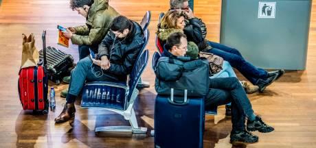 Vast in Valencia: 'Het schept een band zo'n staking'
