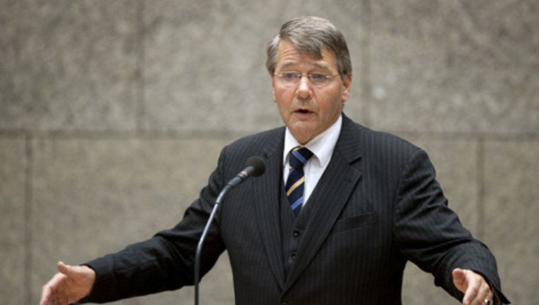 Minister Piet Hein Donner. Foto © anp Beeld