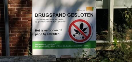 Slot op drugspand aan Dennenoord in Aalten