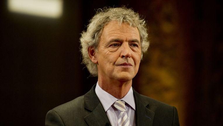 Roger van Boxtel, vertrekkend topman van zorgverzekeraar Menzis. Beeld anp