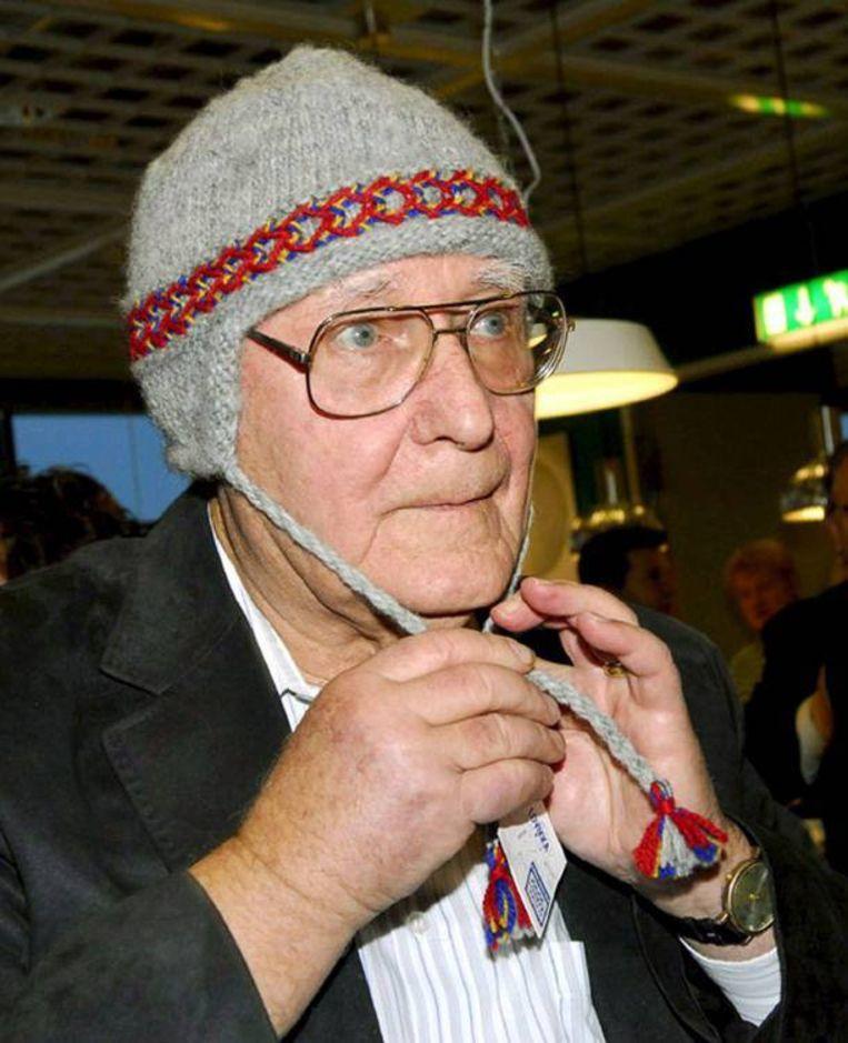 Ingvar Kamprad van IKEA: 45 miljard dollar.