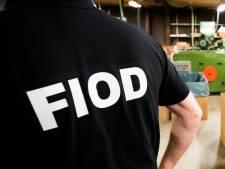 FIOD doorzoekt woning in Enschede, man en vrouw verdacht van faillissementsfraude