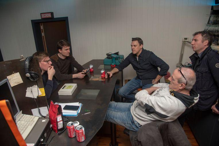 Muzikanten vinden sinds jaar en dag hun tweede thuis bij Studio Germain in Wetteren.