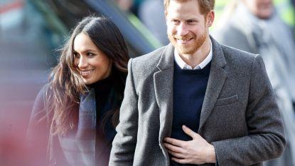 Alarm in Kensington Palace: poederbrief aan Harry en Meghan onderschept