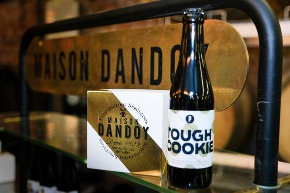 samenwerking Brussels Beer Project en Dandoy