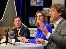 Optimistische Rutte: opnieuw 41 zetels voor VVD en 15 voor PVV