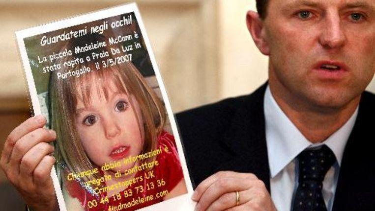 Madeleine McCann wordt nu twee jaar vermist. Foto ANP Beeld