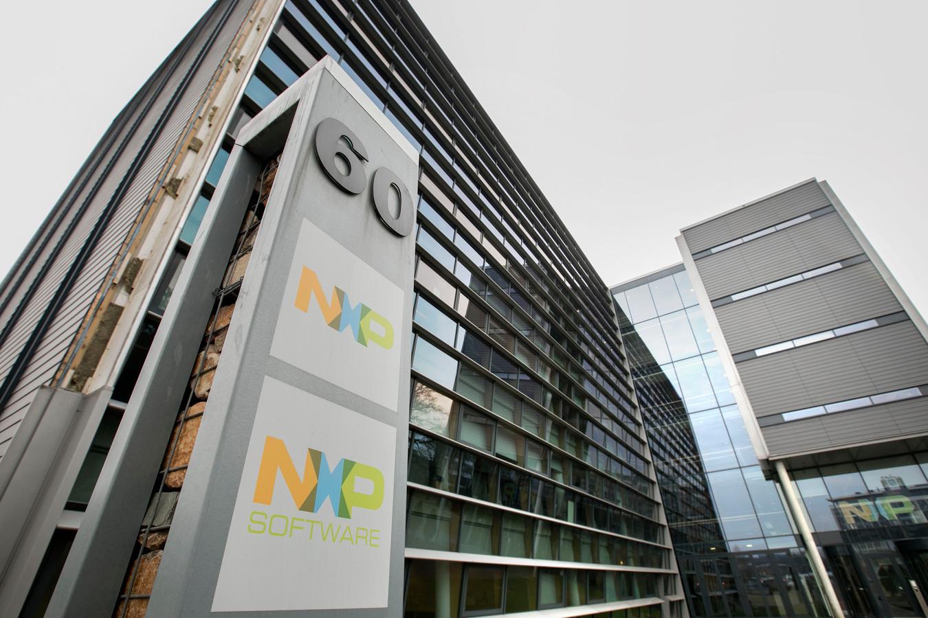 NXP op de High Tech Campus in Eindhoven.