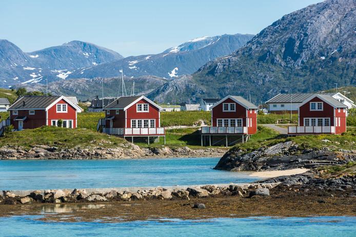 Het eiland Sommarøy wil van de klok af.