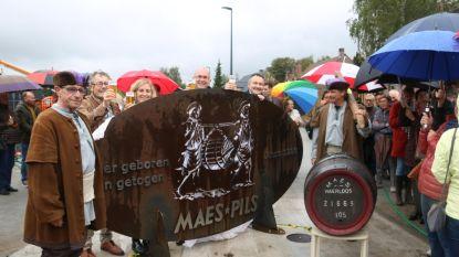Brouwerij Maes krijgt gedenkplaat