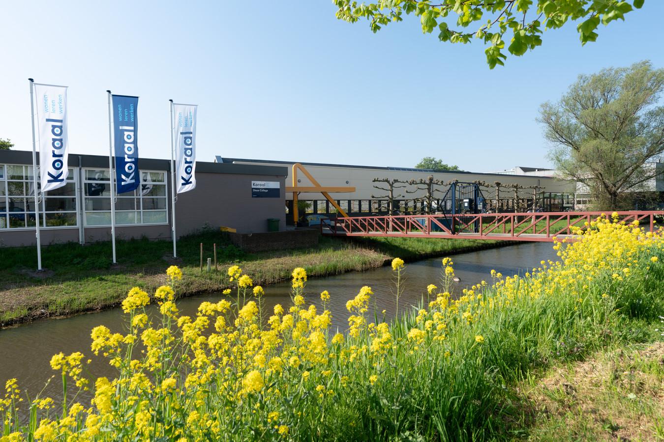 Leerlingen van de school voor voortgezet speciaal onderwijs het Dieze College in Den Bosch, onderdeel van Koraal, volgen twee dagen per week praktijkvakken op de Bossche Vakschool.