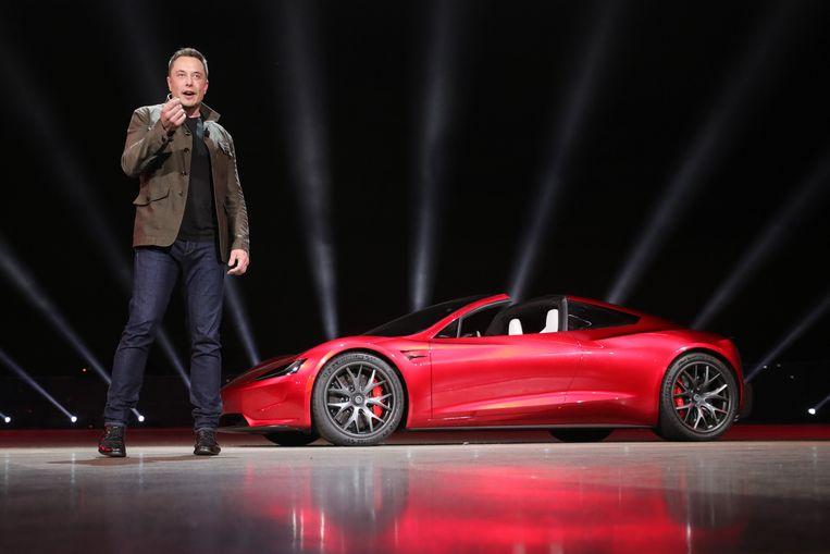 De Nieuwe Roadster