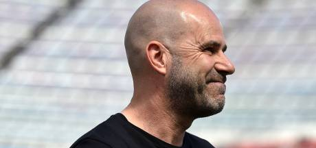 Bosz geeft Champions League-droom Leverkusen nog niet op