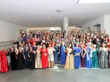 Vrijwilligers Catharina Ziekenhuis Eindhoven in gala naar André Rieu
