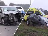 Twee gewonden bij ongeval Markelo, auto belandt in sloot