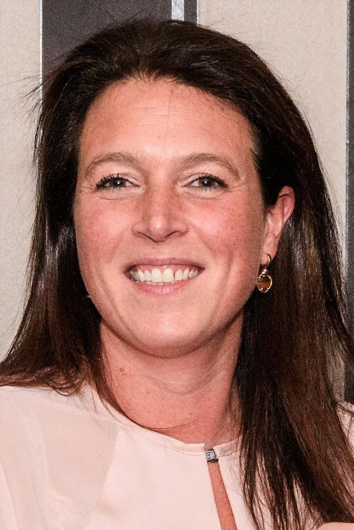 Esther IJzer, manager van Station88
