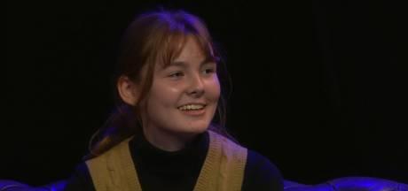 Filmtalent Mara Linde (15) uit Ubbergen wint Kunstbende Award, 'Maak je dit al op je vijftiende?'