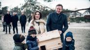 Na de Iron Lady, de Green Lady: Zuhal Demir opent eerste kleine wildernis in Vlaanderen