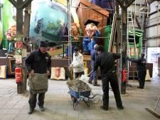 Niet vier maar drie nieuwe loodsen voor Bergse bouwclubs, huidig 'bouwkot' gerenoveerd